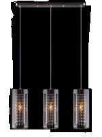 Светильники стеклянные стаканы