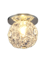 Точечный светильн ик без стекла