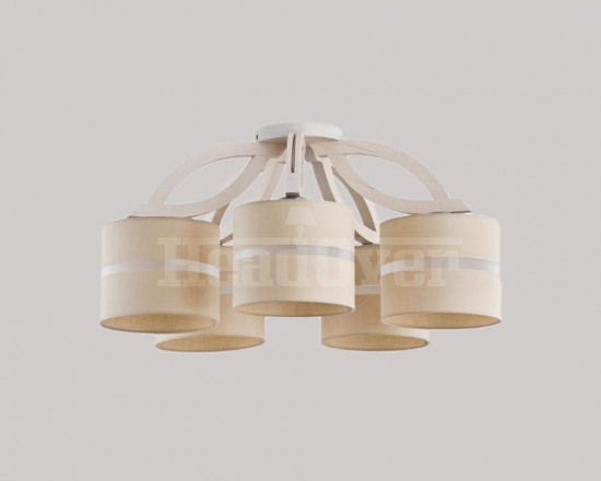 TK Lighting 158 Cortes Natur