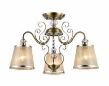 Потолочный светильник Freya FR2405-PL-03-BZ Driana