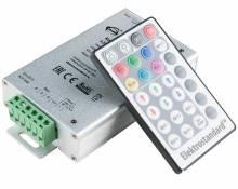Контроллер для светодиодной ленты RGB с ПДУ Elektrostandard LSC 008 DC12V-12A IP42