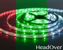 Набор светодиодной подсветки Elektrostandard Set Led Strip 5050 5m 12V 30Led 7,2W IP20 RGB