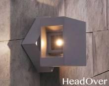 Настенный светильник Elektrostandard 1606 Techno LED Tellus графит