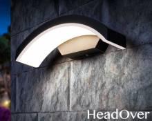 Настенный светильник Elektrostandard TECHNO 1671 LED черный