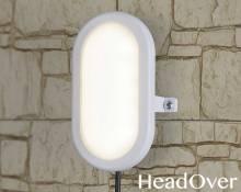 Пылевлагозащищенный светодиодный светильник Elektrostandard LTB0102D 17 см 6W