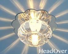 Точечный светильник Electrostandard 847 хром/белый