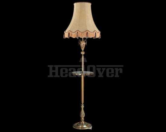 Торшер со столиком Goodlight 24-50К/14356С