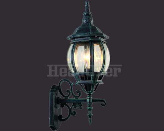Уличный настенный светильник Arte Lamp A1041AL-1BG Atlanta