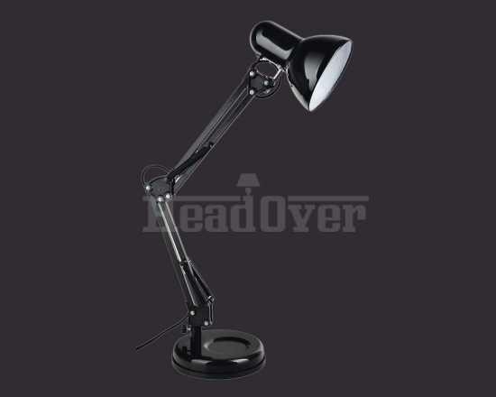 Офисная настольная лампа Arte Lamp A1330LT-1BK Junior