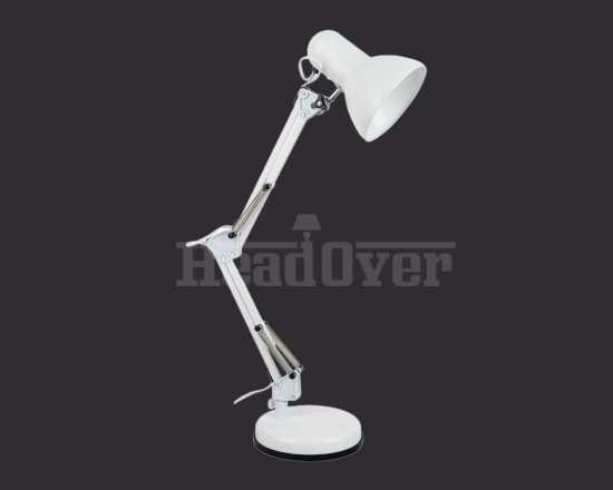 Офисная настольная лампа Arte Lamp A1330LT-1WH Junior