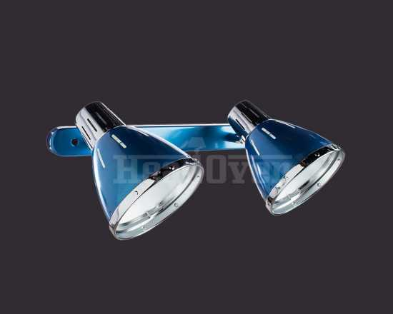 Спот Arte Lamp A2215AP-2BL Marted
