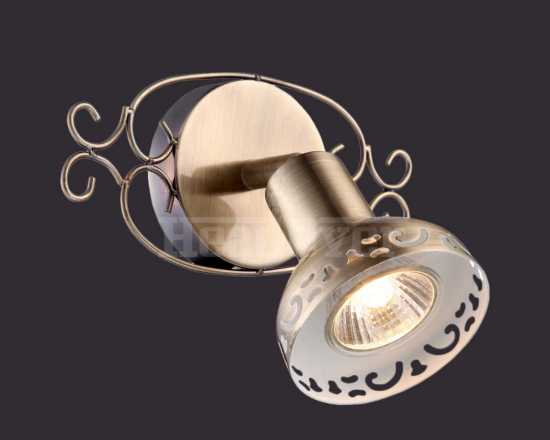 Спот Arte Lamp A5219AP-1AB Focus