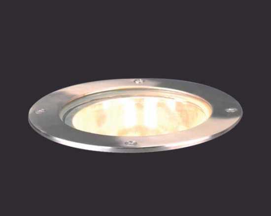 Уличный светильник Arte Lamp A6013IN-1SS Piazza