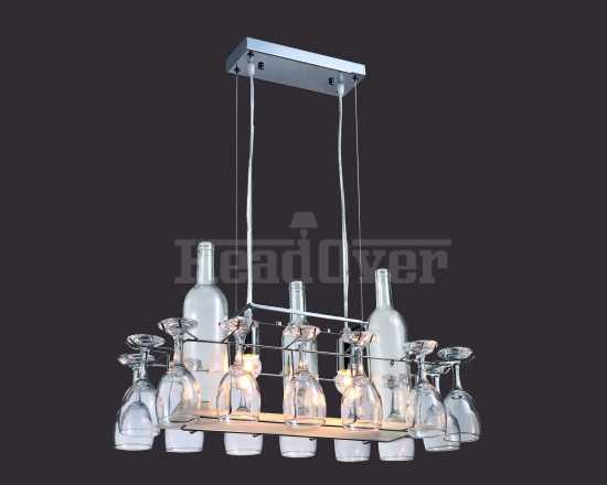 Светильник подвесной Arte Lamp A7043SP-2CC Bancone