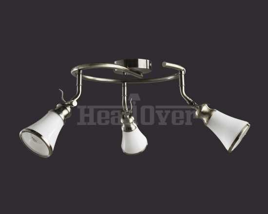 Спот Arte Lamp A9231PL-3AB Vento