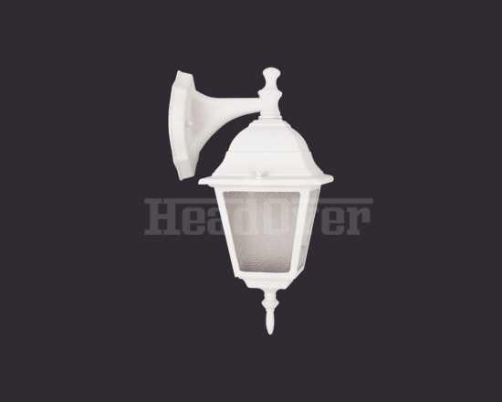 Уличный настенный светильник Arte Lamp A1012AL-1WH Bremen
