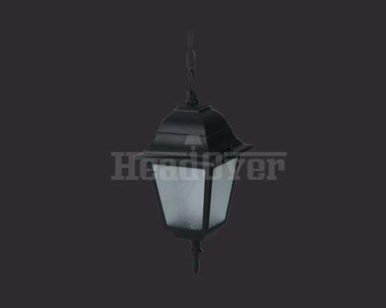 Уличный подвесной светильник Arte Lamp A1015SO-1BK Bremen