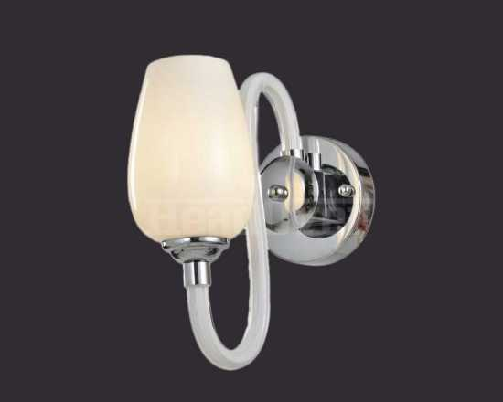 Бра Arte Lamp A1404AP-1WH Lavina