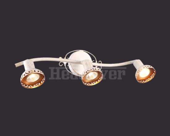 Спот Arte Lamp A5219PL-3WG Focus