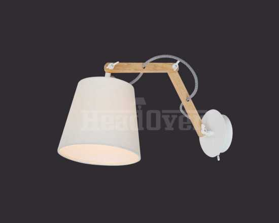 Бра Arte Lamp A5700AP-1WH