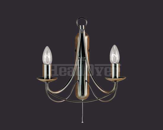 Бра Arte Lamp A6300AP-2AB Maypole