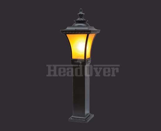 Уличный фонарь Electrostandard Libra F (арт. LXT-1408F) венге