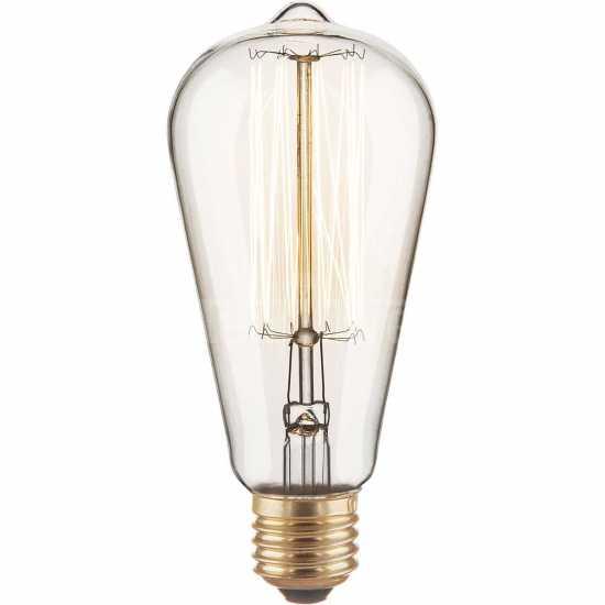 Ретро лампа Эдисона Elektrostandard ST64 60W