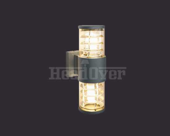 Уличный светильник Electrostandard Techno 1407 cерый