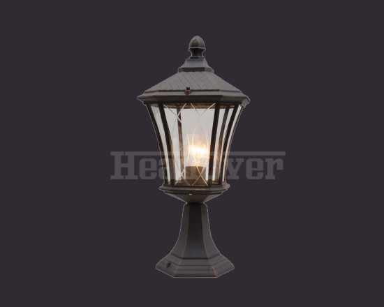 Уличный светильник Electrostandard Virgo S (арт. GLXT-1450S) капучино