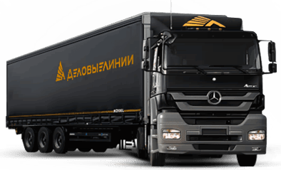 Доставка по России Деловыми линиями