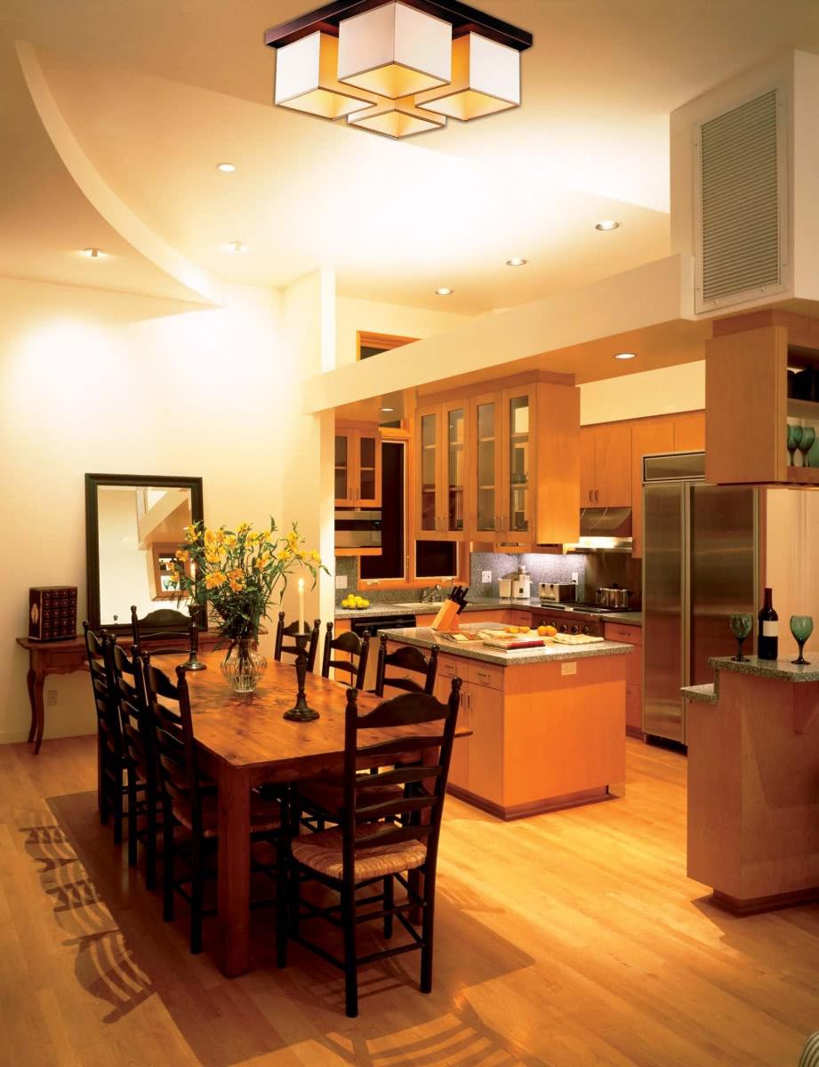 Фотография люстры для кухни Furia 711 Namat