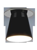 Точечный светильник со стеклом