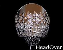 Бра Гусь-Хрустальный Корона №2 1 лампа 2061
