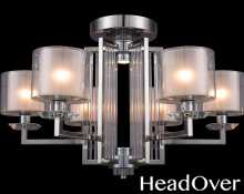 Потолочный светильник Newport 4406/C никель