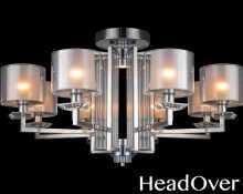 Потолочный светильник Newport 4408/C никель