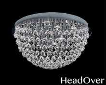 Потолочный светильник Newport 8113/55PL хром