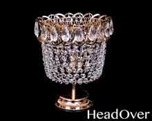 Настольная лампа Гусь-Хрустальный Катерина №2 1 лампа 901321
