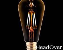 Лампа накаливания мультиспираль Nowodvorski VINTAGE LED BULB 9796