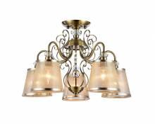 Потолочный светильник Freya FR2405-PL-05-BZ Driana