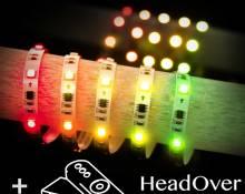 Комплект светодиодной ленты Elektrostandard Set Led Strip 5050 5m 12V 30Led 7,2 W RW IP20 Бегущая волна