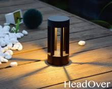 Ландшафтный светильник Elektrostandard TECHNO 1621 LED графит