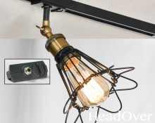 Трековый светильник Lussole Loft LSP-9109-TAB Track