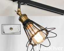 Трековый светильник Lussole Loft LSP-9109-TAW Track