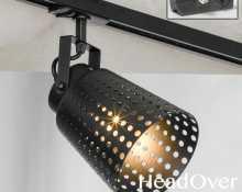 Трековый светильник Lussole Loft LSP-9834-TAB Track