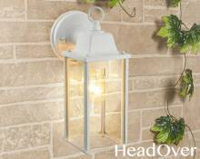 Настенный светильник Elektrostandard 1008D Brick белый