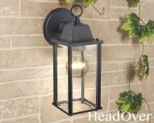 Настенный светильник Elektrostandard 1008D Brick черный