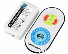 Сенсорный контроллер с ПДУ для монохромной светодиодной ленты Elektrostandard RF DM 12A