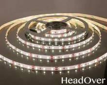 Светодиодная лента Elektrostandard 3528/60 LED 4.8W IP20 [белая подложка] теплый белый свет