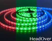 светодиодная лента Elektrostandard 5050 12V 60Led 14,4W IP65 RGB