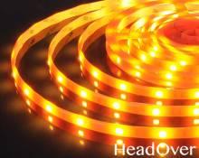 Светодиодная лента Elektrostandard 5050/30 LED 7,2 W IP65 оранжевый свет